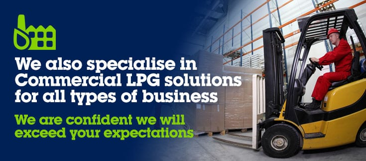Best Prices for Commercial LPG and Business LPG Suppliers
